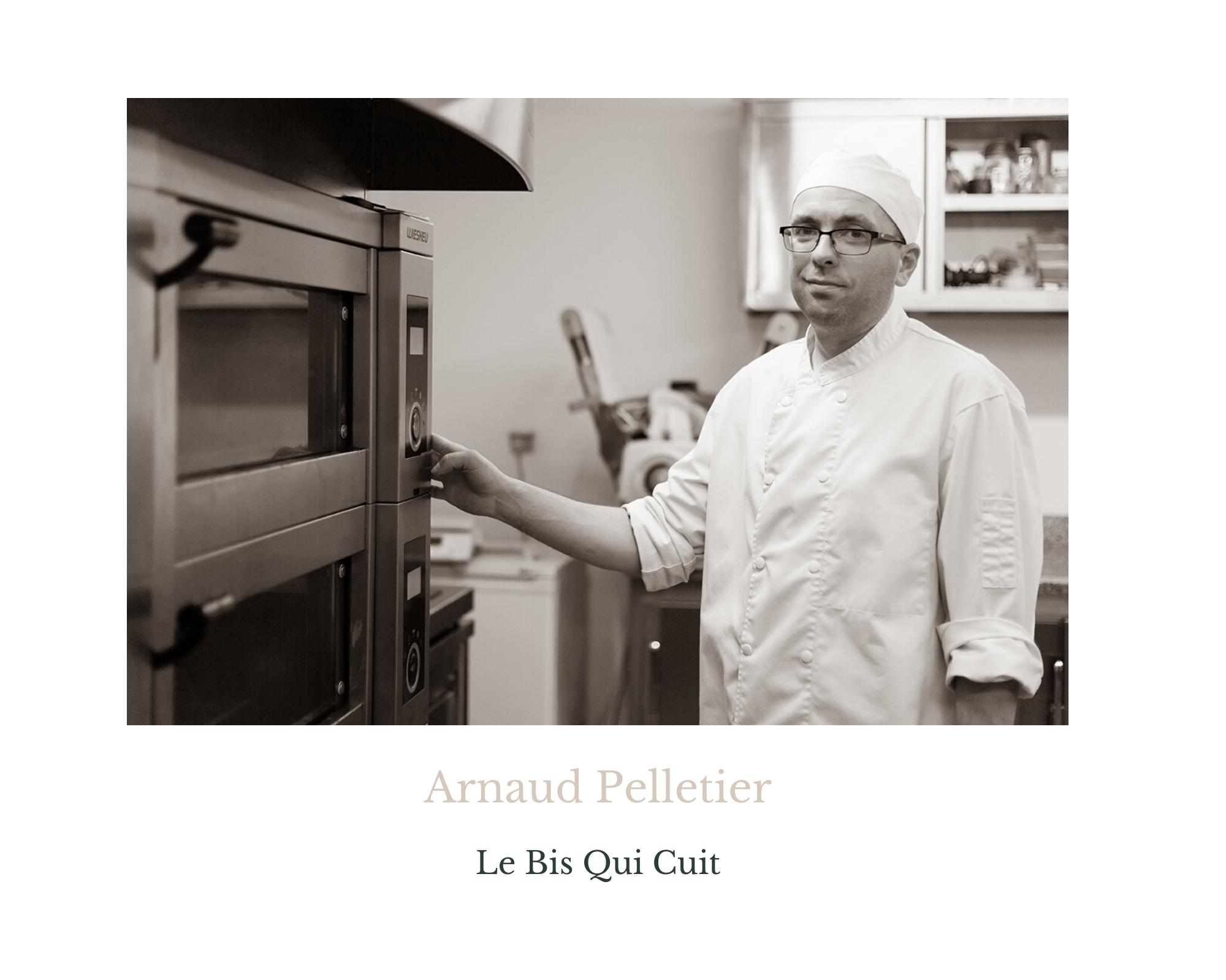 Arnaud Pelletier Pâtissier itinérant 1